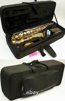 Vintage 1955 Selmer Mark VI Tenor Saxophone with Case & Extras, Sax #ISS9281