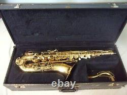 Vintage Buescher 400 Tenor Saxophone + Case U. S. A