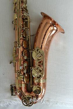 Vintage Buffet Prestige Copper tenor saxophone