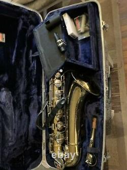 Vintage Conn Shooting Star Tenor Saxophone 16M with Case
