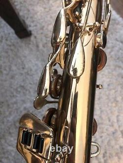 Vintage Conn Tenor Saxophone