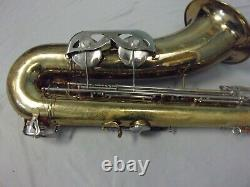 Vintage Conn USA 16m Shooting Stars Tenor Saxophone + Conn Case
