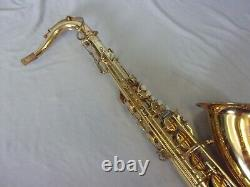 Vintage Julius Keilwerth St 90 Tenor Saxophone + Case