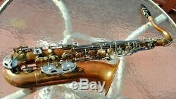 Vintage Orsi Stencil SONORE Tenor Sax withCase