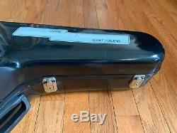 Vintage Selmer Hard Shell Black Tenor Sax Flight Case