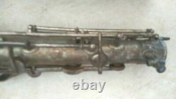 Vintage Selmer New York Tenor Saxophone withOriginal Case