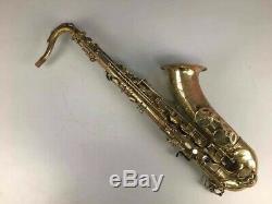 Vintage Selmer USA Tenor Saxophone SN 83XXXX excellent pads, original case