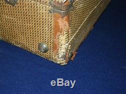Vintage Tweed Tenor Saxophone Doubler Case For Selmer Super Balanced Action