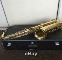 Vintage YAMAHA Tenor Sax Saxphone YTS-31 with Hard Case