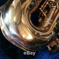 Vintage YAMAHA YTS-31 Tenor Sachs Saxophone With Case Rare