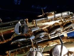 Vito Tenor Sax like Yamaha YTS-23 Yamaha Original OEM with Protec Case