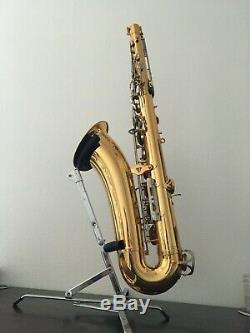 Vito Tenor Sax made in Japan Original owner with hard + soft case + stand