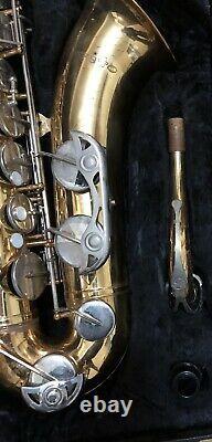 Vito Tenor Saxophone + Case (made By Yamaha In Japan)