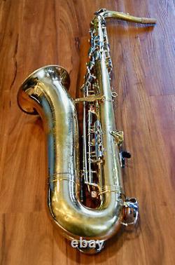 Vito Tenor Saxophone Just refurbished