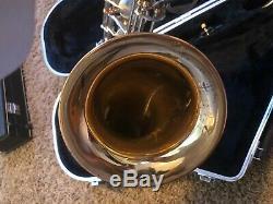 Vito Tenor Saxophone with Hard Shell Case Japan MIJ