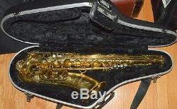 Walt Johnson Tenor Sax Case