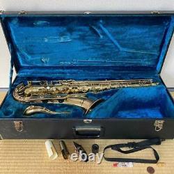 YAMAHA Tenor Saxophone YTS-61 hard case with accessories