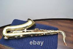 YAMAHA YTS61 Tenor Saxophone withhard case YTS62