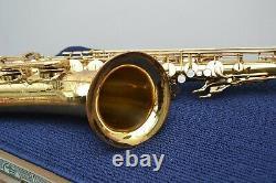 YAMAHA YTS62 Tenor Saxophone withSelmer hard case