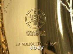 YAMAHA YTS62 Tenor Saxophone with Case Near Mint F/S