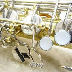YAMAHA YTS-23 TENOR SAX SAXOPHONE withCase Woodwind instrument Japan Very good