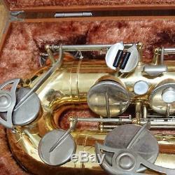 YAMAHA YTS-23 Tenor Sax Saxophone with Hard Case