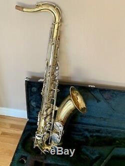 YAMAHA YTS-23 Tenor Saxophone with original Yamaha Case Made in Japan