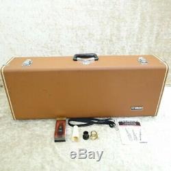 YAMAHA YTS-23 YTS23 TENOR SAX SAXOPHONE Woodwind instrument withCase Very good