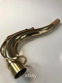 YAMAHA YTS 380 Tenor Saxophone with Case Near Mint F/S