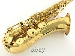 YAMAHA YTS-380 Tenor Saxophone with Case good condition