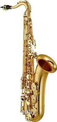 YAMAHA YTS-380 Tenor sax Saxophone with Case, Mouthpiece TS-4C, Neck Made in Japan