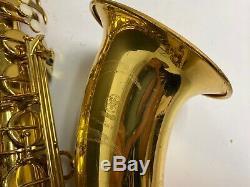 YAMAHA YTS-480 Tenor Saxophone Sax in Hard Case