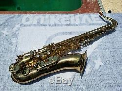 YAMAHA YTS-52 Tenor Saxophone WOW CONDITION JAPAN ORIGINAL CASE