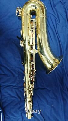 YAMAHA YTS-61 Tenor Sax Saxophone with Hard Case