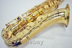 YAMAHA YTS-61 Tenor Sax used in Japan WithHard Case