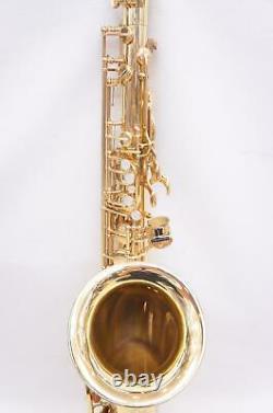 YAMAHA YTS-61 Tenor saxophone with Hard Case Tested