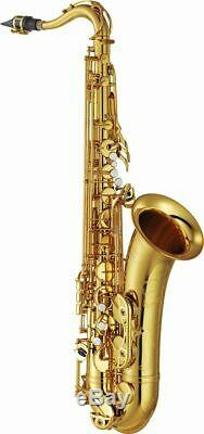 YAMAHA YTS-62 III Tenor sax Saxophone Gold Lacquer JAPAN with Case Mouthpiece Neck