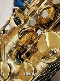 YAMAHA YTS-62 Tenor Saxophone case