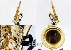 YAMAHA YTS-62 Tenor Saxophone withCase Refurbished Original Instruments