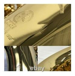 YAMAHA YTS-62 Tenor Saxophone with Case Made in Japan F/S
