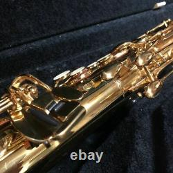 YAMAHA YTS 62 Tenor Saxophone with Case Musical Instruments