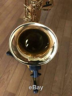 YAMAHA YTS-62 YTS62 Tenor Saxophone Sax with Hard Case
