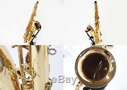 YAMAHA YTS-82Z Tenor Saxophone withCase Refurbished Original Instruments