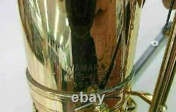 YAMAHA YTS-875 Used Tenor Saxophone Gold Lacquer Finish WithHard Case