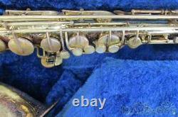 YANAGISAWA Tenor Saxophone T-4 rare with hard case vintage