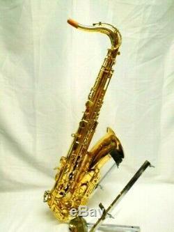 Yamaha 61 Series Tenor Saxophone YTS-61 with Yamaha Case