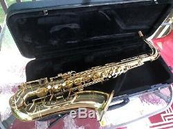 Yamaha Advantage TS1 Tenor Saxophone with Case YTS 23 26 200 sax student band horn