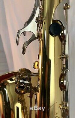 Yamaha Advantage Tenor Saxophone YTS-200AD with Case