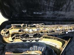 Yamaha Advantage Tenor Saxophone YTS-200AD with Case And Serviced