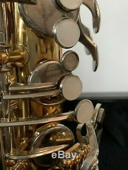 Yamaha Advantage YTS-200ADII Tenor Saxophone With Case, Excellent Condition